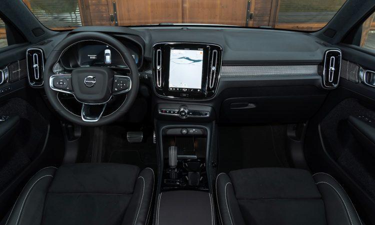 Volvo XC40 Recharge [divulgação]