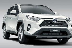 Toyota RAV4 Hybrid [divulgação]