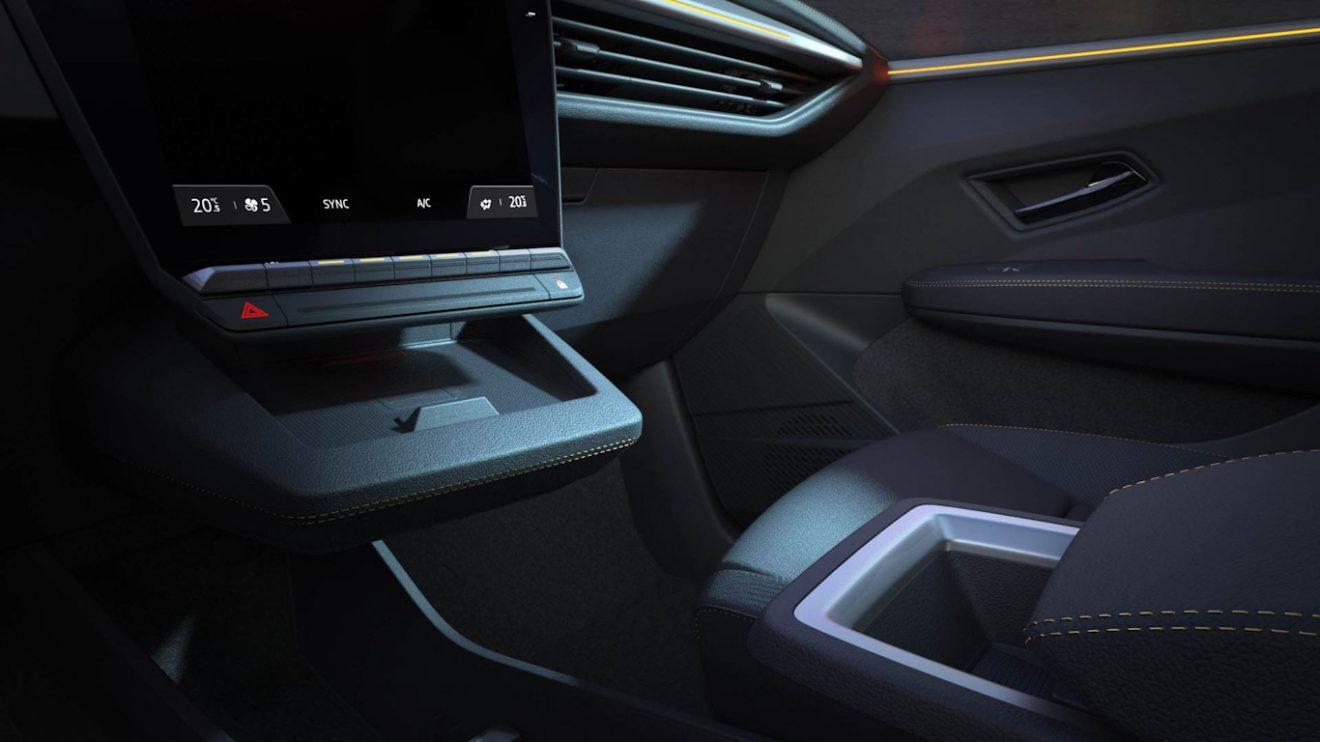 Renault Mégane E-Tech Electric [divulgação]