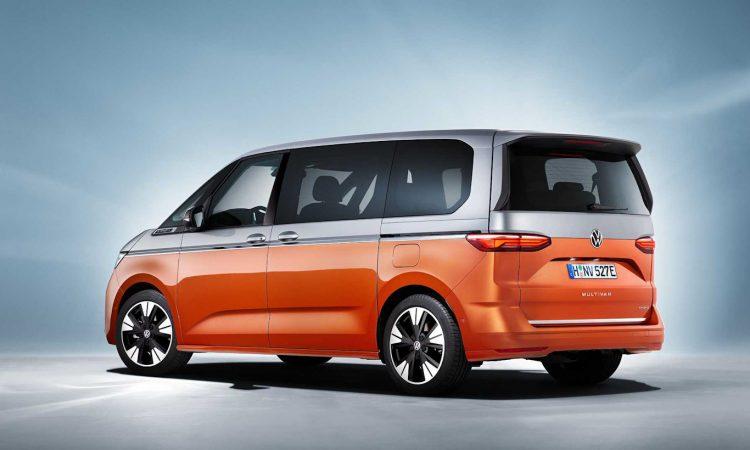 Volkswagen Multivan 2022 [divulgação] Kombi