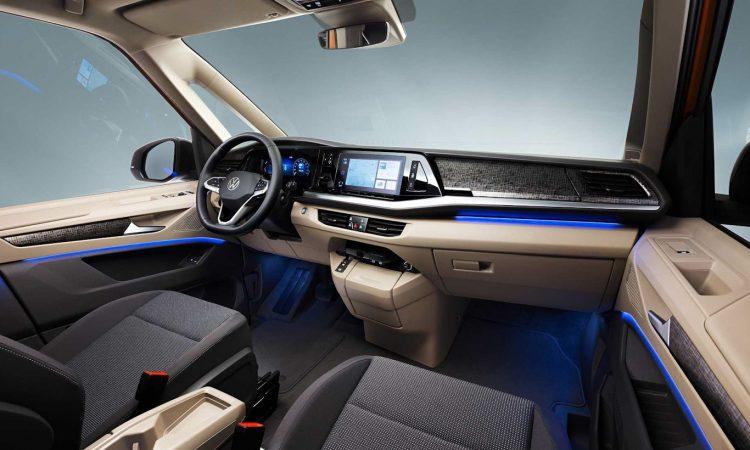 Volkswagen Multivan 2022 [divulgação]