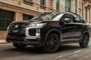 Mitsubishi Outlander Sport Black Edition [divulgação]