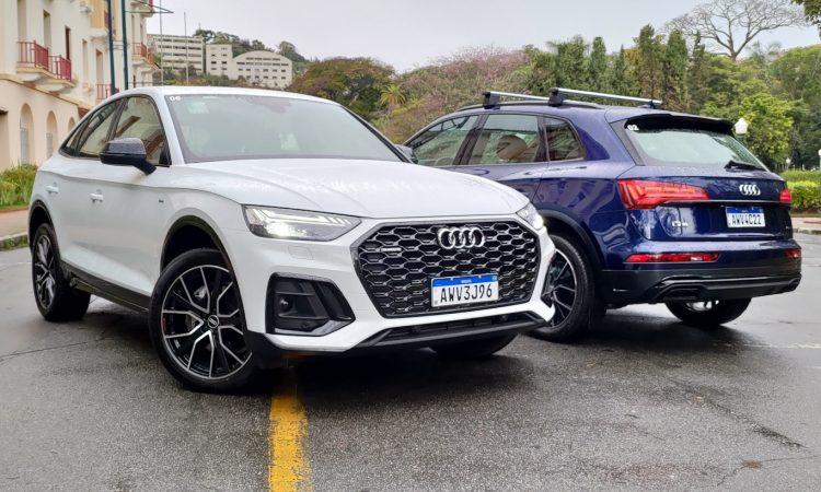 Audi Q5 e Q5 Sportback [Auto+ / João Brigato]