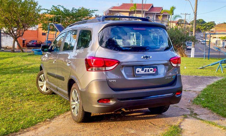 Chevrolet Spin Activ 7 [Auto+ / João Brigato]