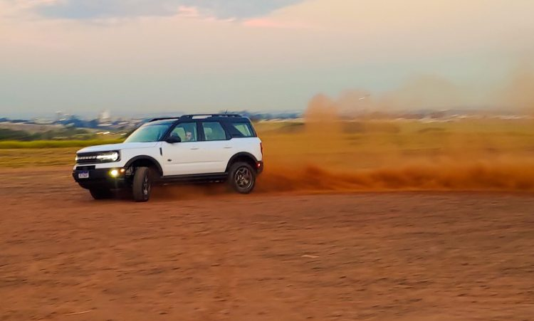 Ford Bronco Sport Wildtrack [Auto+ / João Brigato]