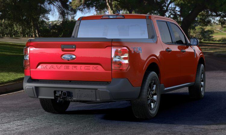 Ford Maverick FX4 [divulgação]