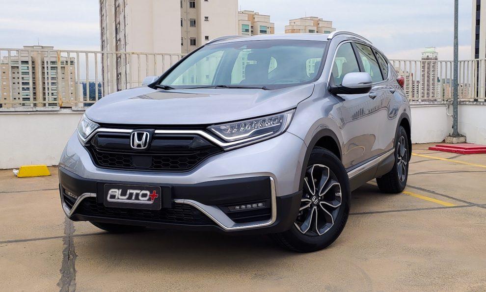 Honda CR-V Touring [divulgação]