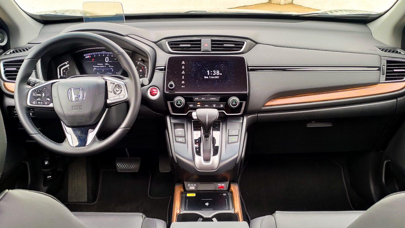 Honda CR-V Touring [Auto+ / João Brigato]