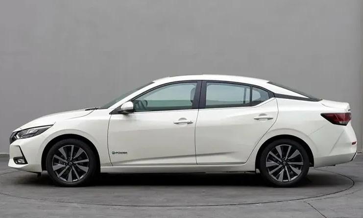 Nissan Sentra e-Power [Ministério de Patentes China]