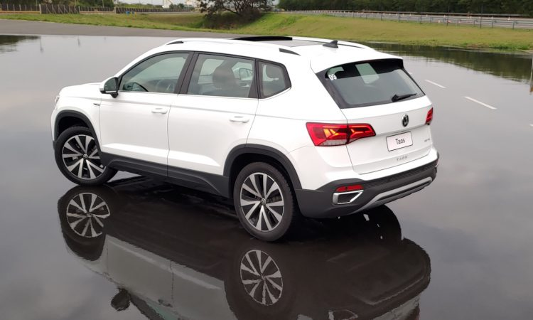 Volkswagen Taos [Auto+ / João Brigato]