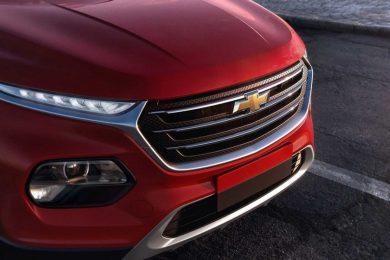 Chevrolet Groove [divulgação]