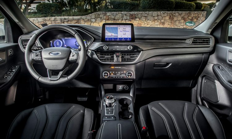 Ford Escape Hybrid [divulgação]