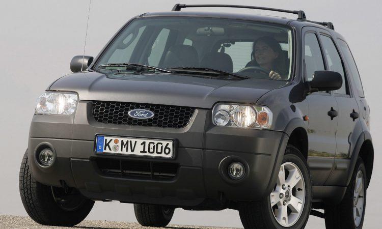 Ford Maverick 2001 [divulgação]