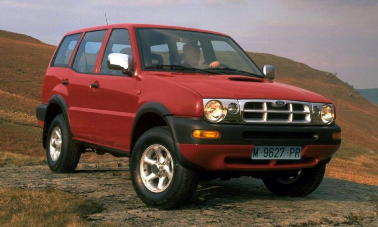 Ford Maverick 1996 [divulgação]