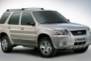 Ford Maverick 2005 [divulgação]
