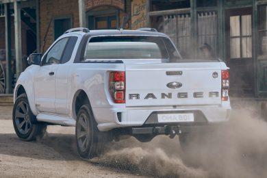 Ford Ranger MS-RT [divulgação]