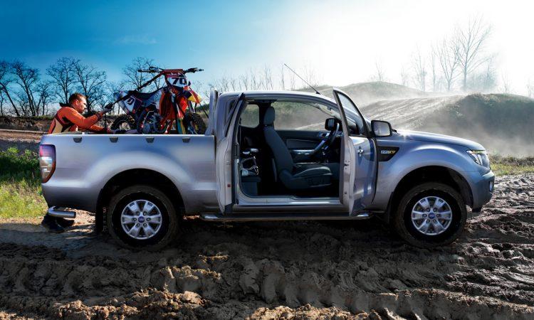 Ford Ranger Cabine Estendida [divulgação]