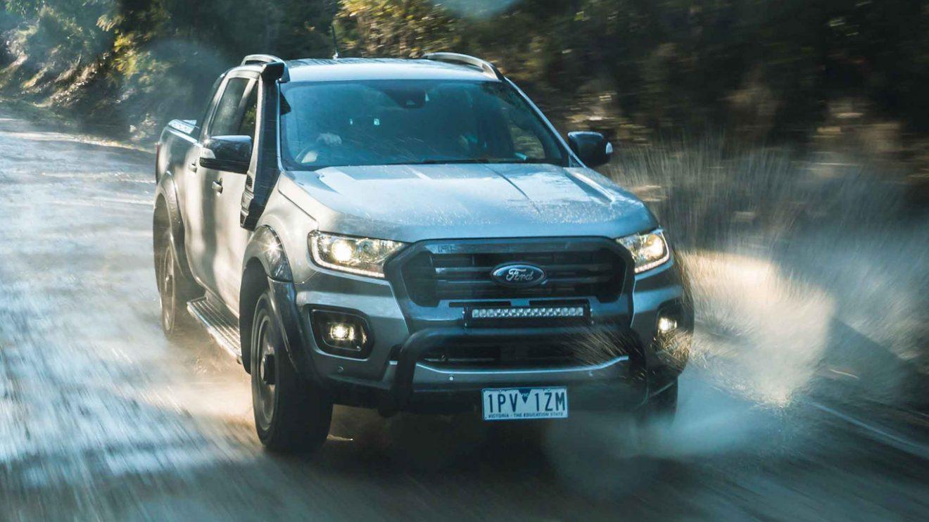 Ford Ranger Wildtrak X [divulgação]