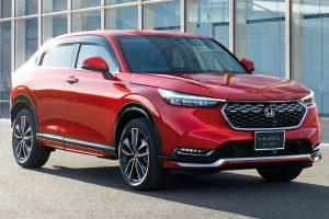 Honda HR-V 2023 [divulgação]