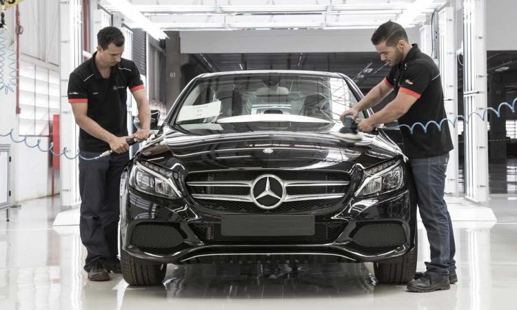 Fábrica Mercedes-Benz Iracemápolis [divulgação]