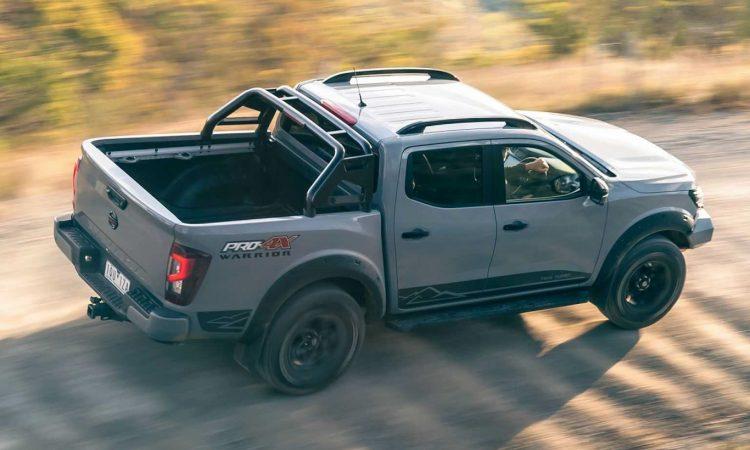 Nissan Frontier PRO-4X Warrior [divulgação]