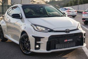Toyota GR Yaris [divulgação]