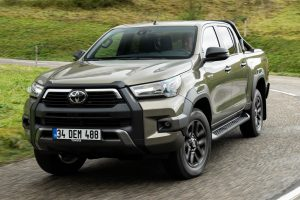 Toyota Hilux Rocco [divulgação]
