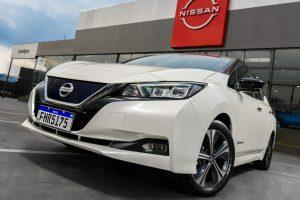 Nissan Leaf [divulgação]