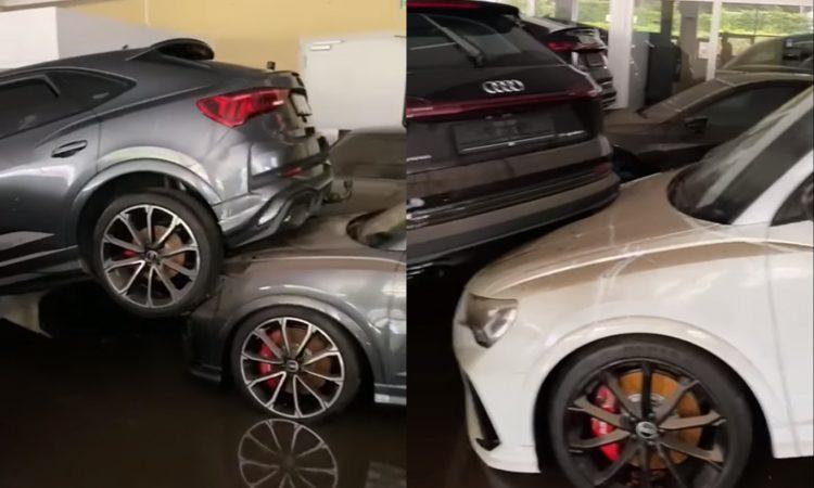 Audi inundados [Roberto Cullia]