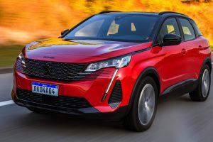 Peugeot 3008 2022 [divulgação]