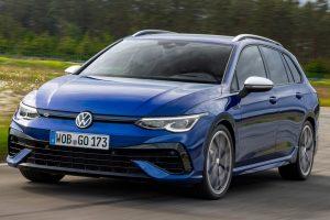 Volkswagen Golf Variant R [divulgação]