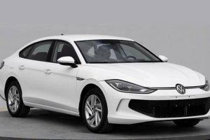 Volkswagen Lamando [Ministério de Patentes China]