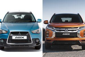 Mitsubishi ASX e Outlander Sport [divulgação] carros