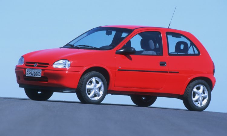 Chevrolet Corsinha [divulgação]