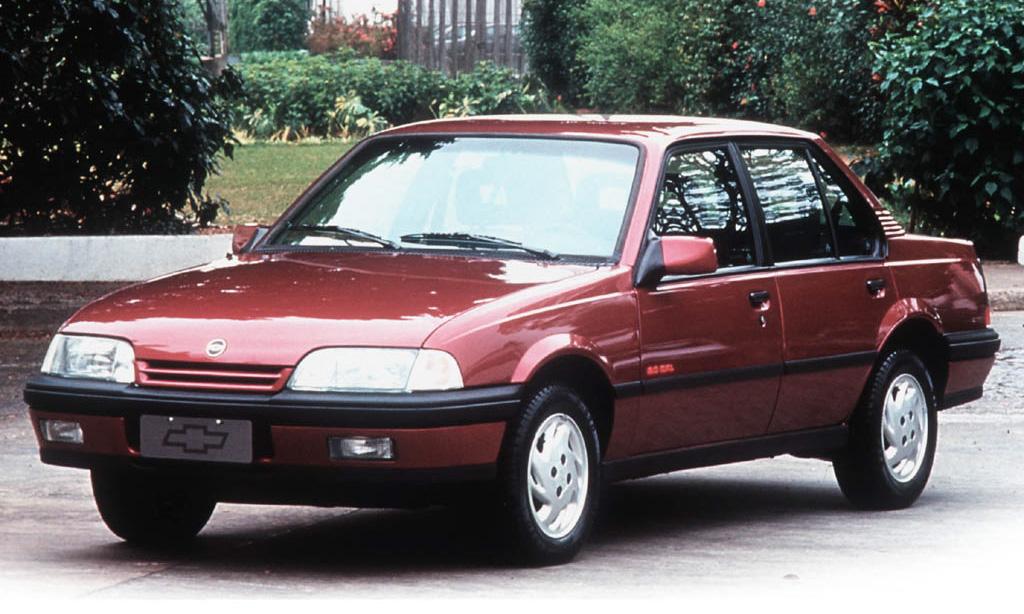 Chevrolet Monza Tubarão [divulgação]