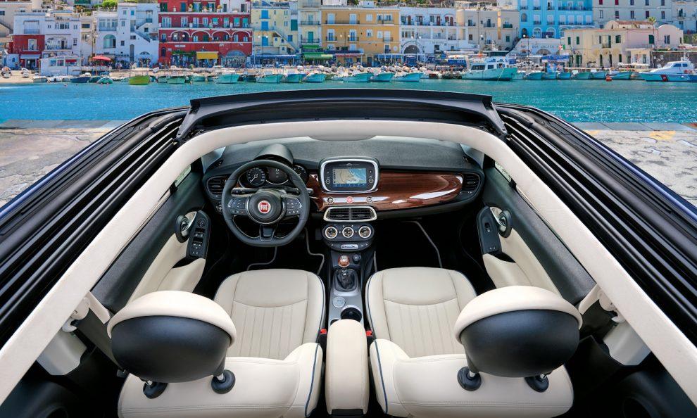 Fiat 500X Yachting [divulgação]~ Jeep Renegade