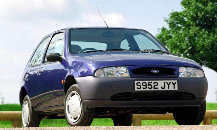 Ford Fiesta tristonho [divulgação]