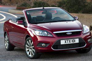 Ford Focus CC [divulgação] conversível