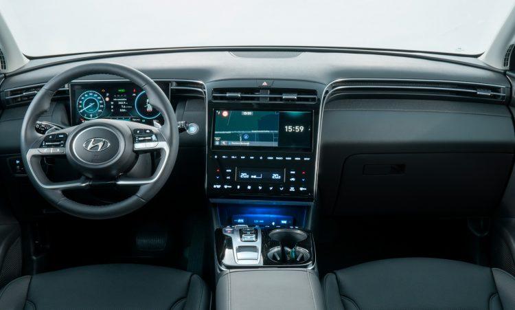Hyundai Tucson [divulgação]