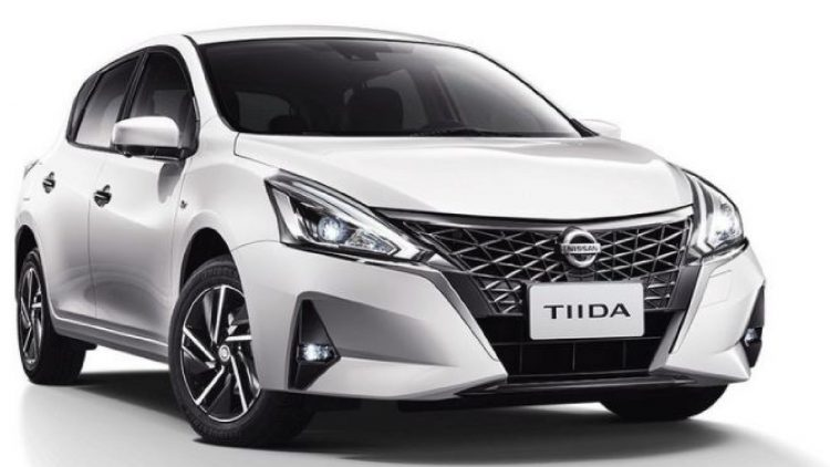 Nissan Tiida 2022 [divulgação]
