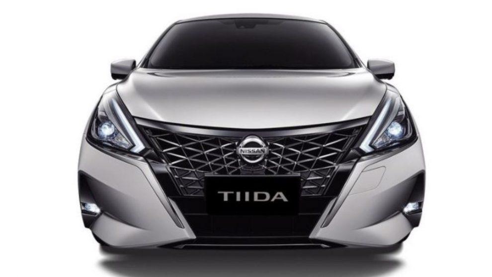Nissan Tiida 2021 [divulgação]