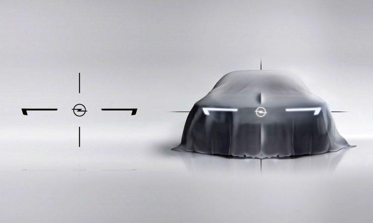 Linguagem de design da Opel [divulgação]