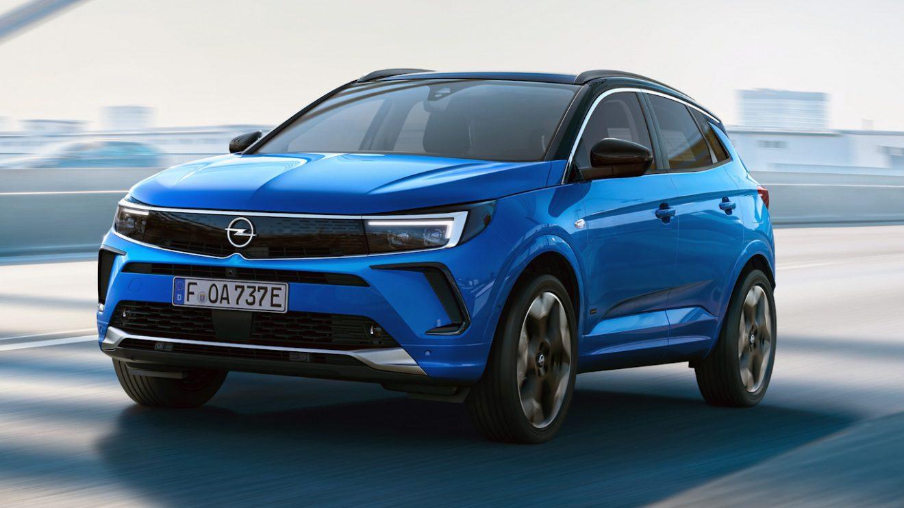 Opel Grandland [divulgação]