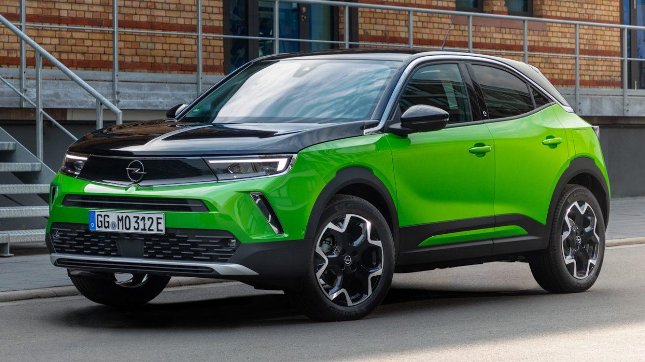 Opel Mokka [divulgação]