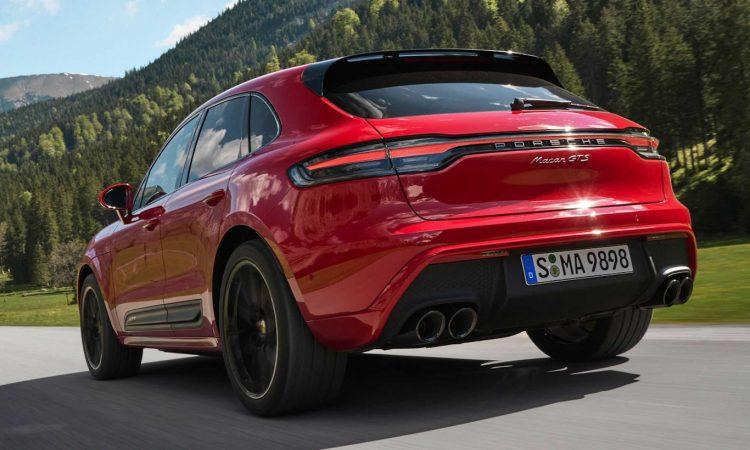 Porsche Macan GTS 2022 [divulgação]