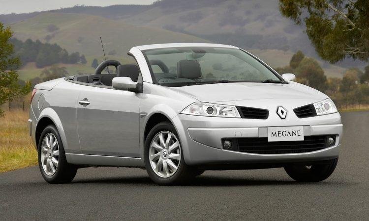 Renault Mégane CC [divulgação]