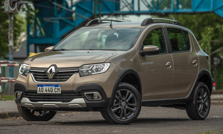 Renault Stepway [divulgação]