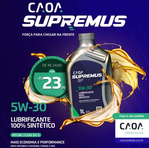 CAOA Supremus [divulgação]
