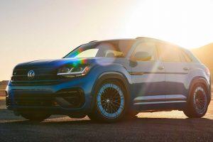 Volkswagen Atlas Cross Sport GT [divulgação]