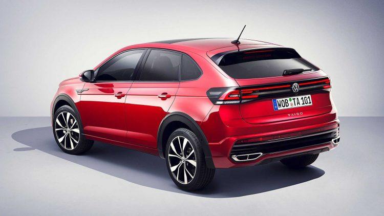 Volkswagen Taigo R-Line [divulgação]
